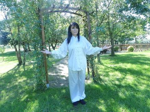 Qi Gong, Qi Gong Saleilles, jardin bio